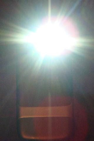 Flash Blink for Android utilizes your camera flash for