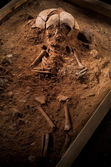 Mysterious Graves Discovered at Ancient European Cemetery