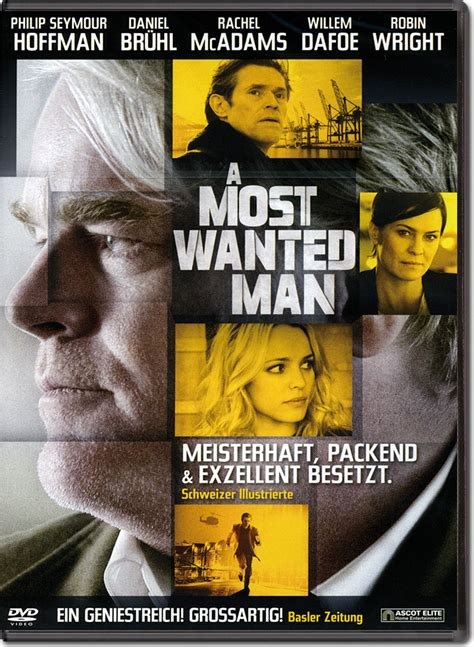 A Most Wanted Man [DVD Filme] • World of Games